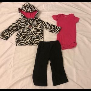 Carter's 3-piece set